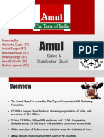 45532018 Amul Sales and Distribution