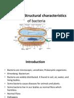 Unit III- Characteristics of Microorganisms Part II