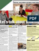 Addaction 'Alcohol Awareness Week' Press RElease