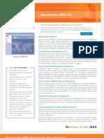 EMS Pro Datasheet - FINAL - 092906