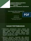 UU Nomor 12 Tahun 2011 Tentang Pembentukan Perundang-Undangan Materi Bimtek DPRD Kabupaten/Kota Seluruh Indonesia Disampaikan oleh Ondo Riyani