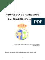 Patrocinio Dossier 27 n 2008