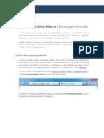 5 - Descargar e Instalar Programas