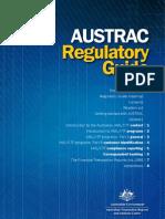 Austrac Reg Guide