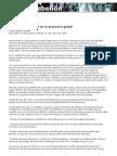 Paraísos fiscales en la Econ Glob