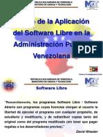 Aplicacin Del Software Libre en La Ap1