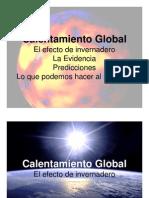 CCCalentamientoGlobal