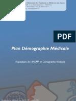 Plan Demographie Medicale