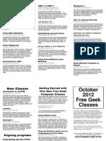 Oct 12 Class Brochure