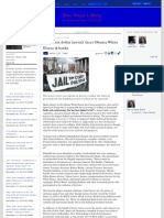 43 Trillion Dollar Lawsuit Faces Obama White House & Banks