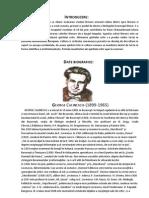 Referat G.calinescu