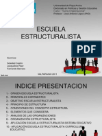 e Structuralist A