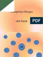 Transportasi Oksigen
