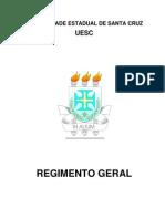 Regimento UESC