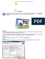 HD via FTP com Filezilla Server e Windows 7 « Taylor Lopes __ Blog Pessoal __ Informática