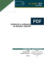 Instalacion Configuracion OpenDJ OpenAM