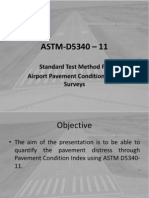 ASTM D5340 by Ninaad