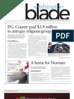 Washingtonblade.com - Volume 43, Issue 47 - November 23, 2012