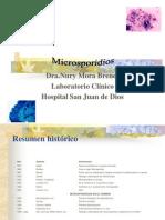 8.Microesporidosis