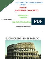 Concreto Fresco Configurar Trujillo Sabado 8 Julio 2012