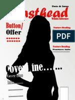 Ancillary Magazine Flat Plan