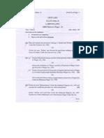 Pune University-LLB-Labour Law-2011 Apr-CnN K Shete