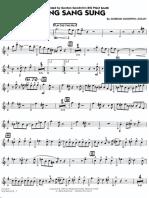 Sing Sang Sung - FULL Big Band - Goodwin - Big Phat Band