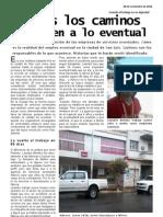 InvestigacionPeriodistica Empresas Servicios Eventuales San Luis