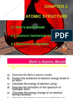 Atomic Structure Note