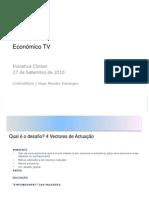 Económico TV Assembleia Geral 20100927