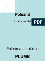 Poluanti Toxici Specifici Aer