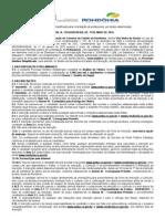 14052012092229133 - Abertura Do Processo Seletivo Simplificado SEDUC - Professor Emergencial