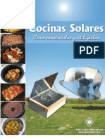 Cocinas Solares Solar Cookers International