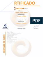 Certificado Lúdico