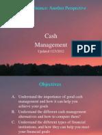 06 Cash Management