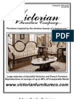 Victorian Furniture Company  - VFC Catalog #22