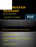 Endosulfan Tragedy