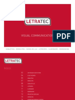 LETRATEC - Visual Communication - PORTFOLIO