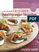 Steamy Kitchen's Healthy Asian Favorites by Jaden Hair - Recipes and Excerpt