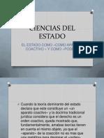 Diapositivas Ciencias Del Estado. Expo