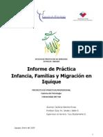 Infancia y Familia Migrante