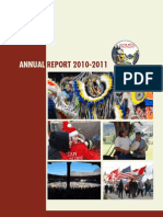 TteS 2010/2011 Annual Report
