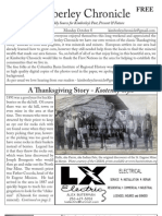 Kimberley Chronicle Issue # 16
