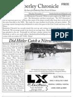 Kimberley Chronicle Issue # 18
