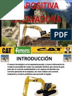 Diapositivas Excavadora Estudiante Cesar Sapacayo Chilo