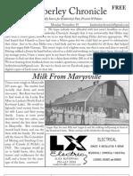 Kimberley Chronicle Issue #19