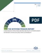 Keystone Pension Report 2012