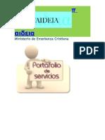 PORTAFOLIO MINISTERIO DE EDUCACIÓN CRISTIANA II