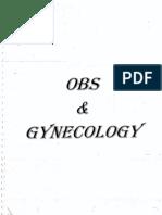 Obs&Gynecology