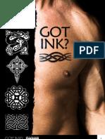 Got Ink. Tattoo eBook